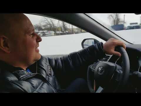 Реальный расход Toyota Camry 2018 2.5 AT
