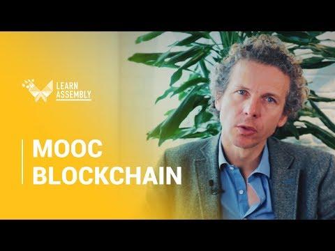 Teaser MOOC BLOCKCHAIN - LearnAssembly & Blockchain France