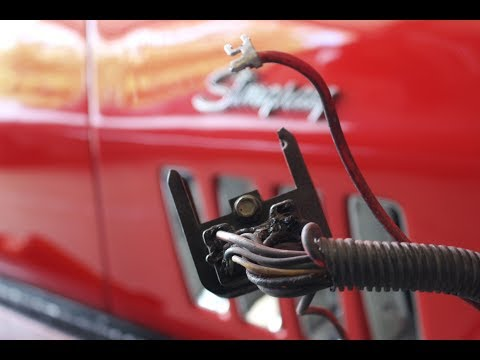 C3 Corvette Engine Wiring Harness Removal and Install (in HD), Corvette Hop  - YouTubeYouTube