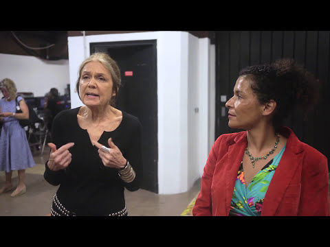 Cannes Lions TV Meets: Gloria Steinem and Mariane Pearl