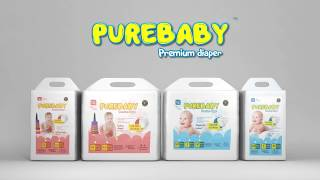 Purebaby Commercial