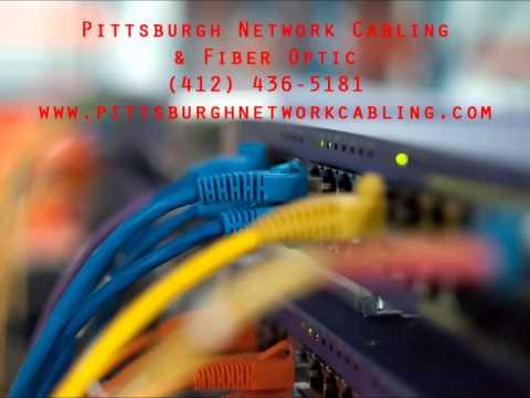 Pittsburgh Network Cabling and Fiber Optic (412) 436-5181