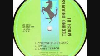 TECHNO GROOVES MACH 3 - CONCERTO DI TECHNO (1991)