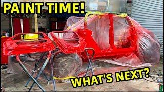 Rebuilding A Wrecked 2020 Jeep Gladiator Rubicon Part 7
