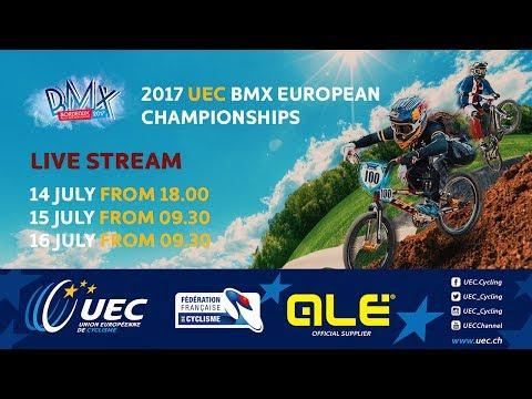 2017 UEC BMX EUROPEAN  CHAMPIONSHIPS BORDEAUX -FRANCE, European Challenge Championship 7-11 year