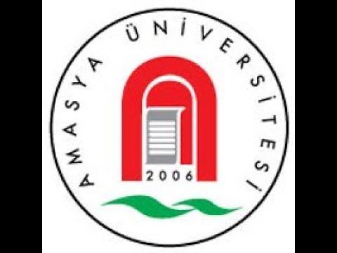 Amasya Üniversitesi Tanıtım Filmi 2017 üniversite Hakkında Tanıtım Videosu.
