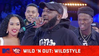 Karlous Miller AKA (Ski Mask The Bird God) Gets Revenge On Nick Cannon 🔥 | Wild 'N Out | #Wildstyle