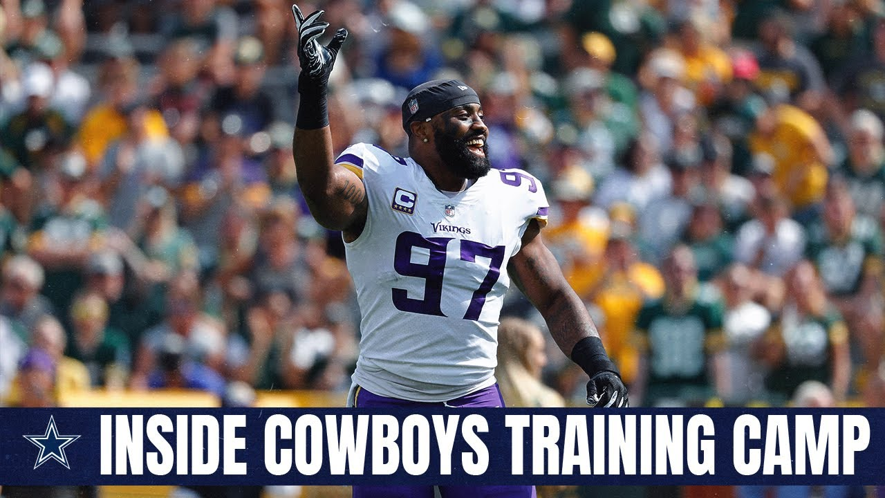 Inside Cowboys Training Camp: Closer To Football | Dallas Cowboys 2020