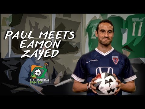 Eamon Zayed on International Football, League of Ireland, Persepolis, Malaysia, USA & more