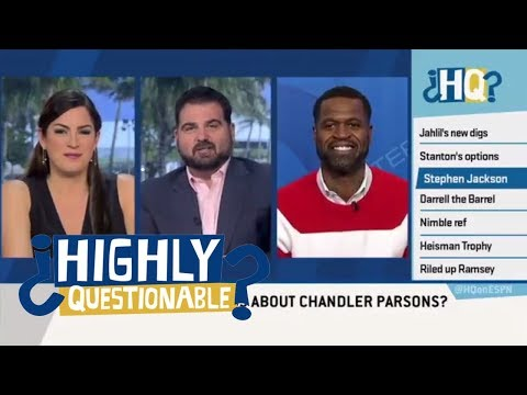 Stephen Jackson isn't afraid to call any NBA player out   Highly Questionable   ESPN