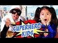 Superhero Kids : SKETCH COMEDY // GEM Sisters の動画、YouTube動画。