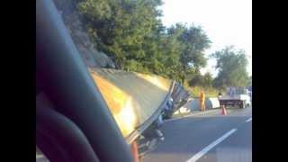 Truckers worst nightmare