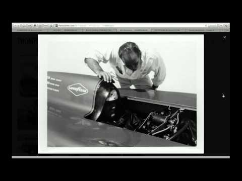 Triangulation 113: Danny Thompson and the Quest for the Land Speed Record
