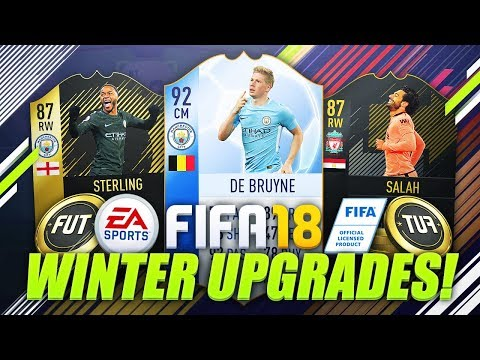 WINTER UPGRADES TRADING & INVESTING GUIDE! (FIFA 18 Rating Refresh)
