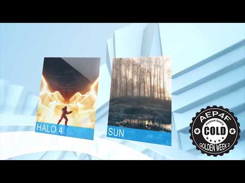 After Effects Template - Another World Slideshow