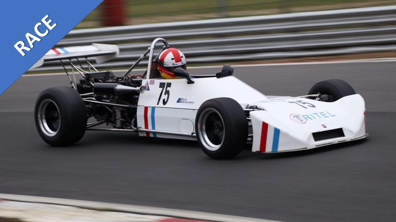 Classic Racing Cars At Brands Hatch Formula Ford 2000 Youtube