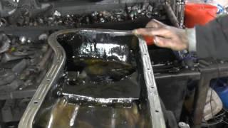 видео Как снять поддон на ВАЗ 2101 не снимая двигателя