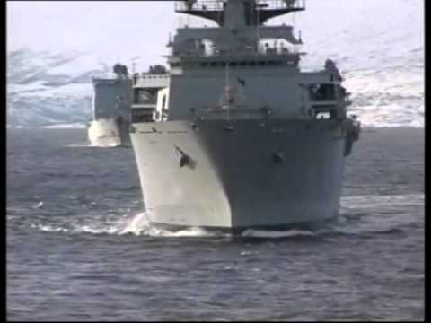 Modern Naval Warfare