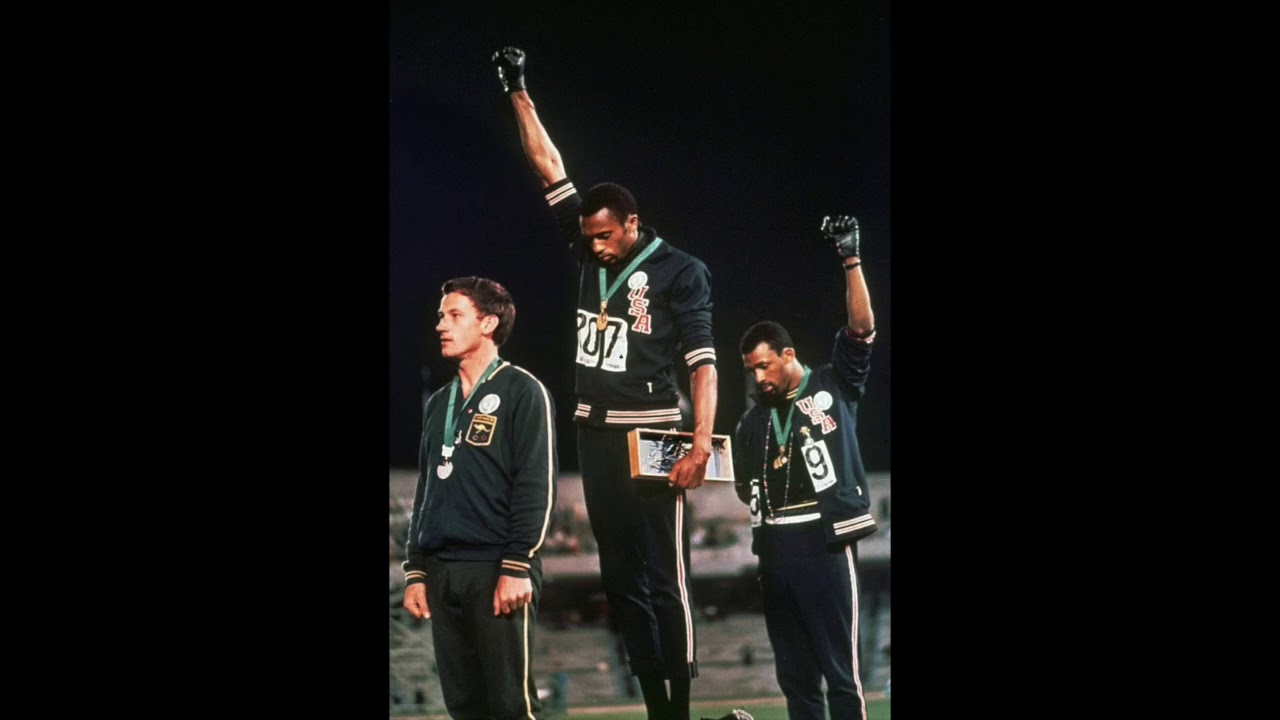 Black Power Salute turned 50.