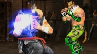 Tekken 5 - Heihachi with Devil Jin's Moves