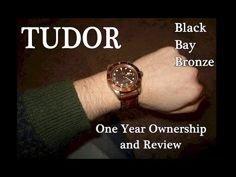 Tudor Watch Black Bay Bronze - One Year Ownership Review