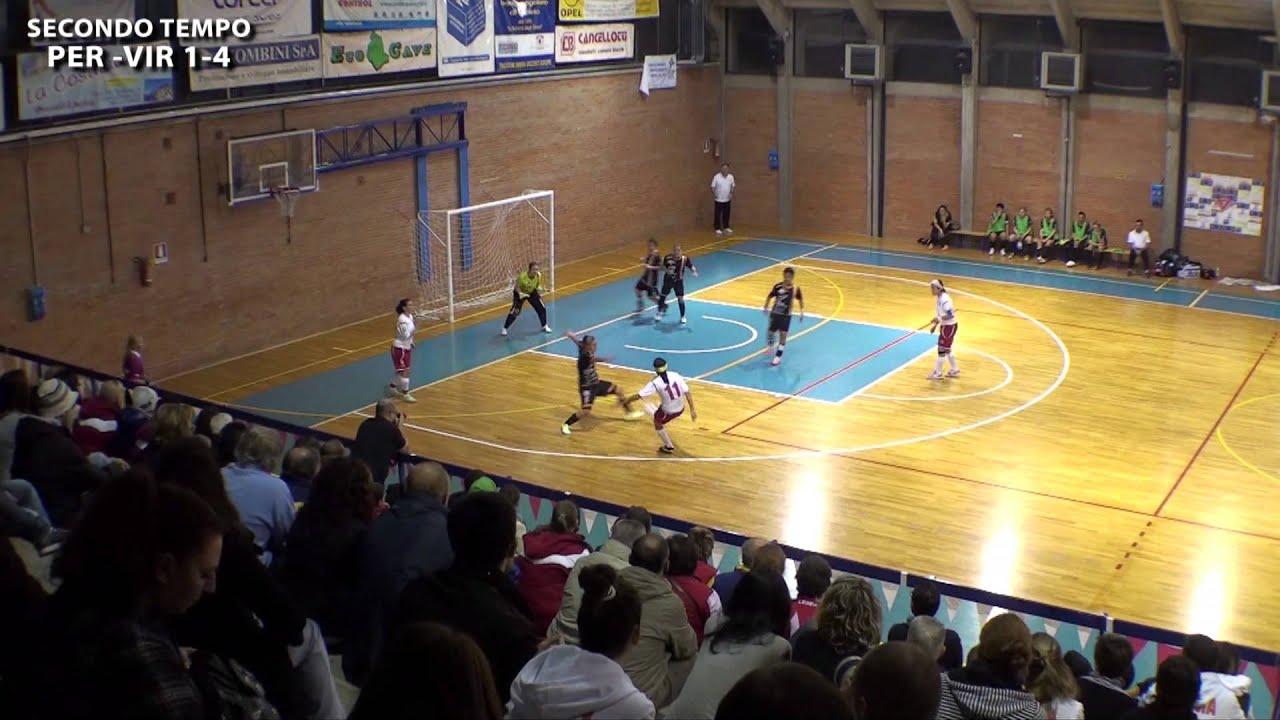 Vi Gior Perugia Calcio A 5 Vs Virtus Roma 3 6 11 11