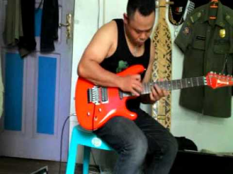 TOP 10 FLYING WITH IBANEZ INDONESIAN GUITAR CHALLENGE 2015 - STEPHEN GLORIA