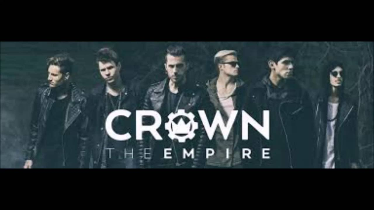 Crown The Empire The Fallout Album Art Crown the empire The f...