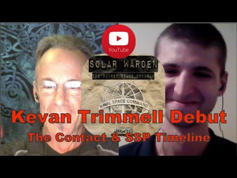 Kevan Trimmell Debut The Contact & SSP Timeline 5June2017