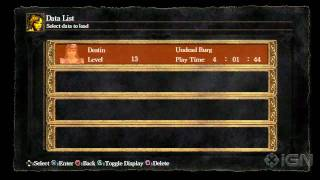 Dark Souls: How to Cheat Death (Save Game Exploit) [HD]