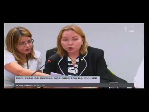 DEFESA DOS DIREITOS DA MULHER - Reunião Deliberativa - 05/07/2016 - 11:45