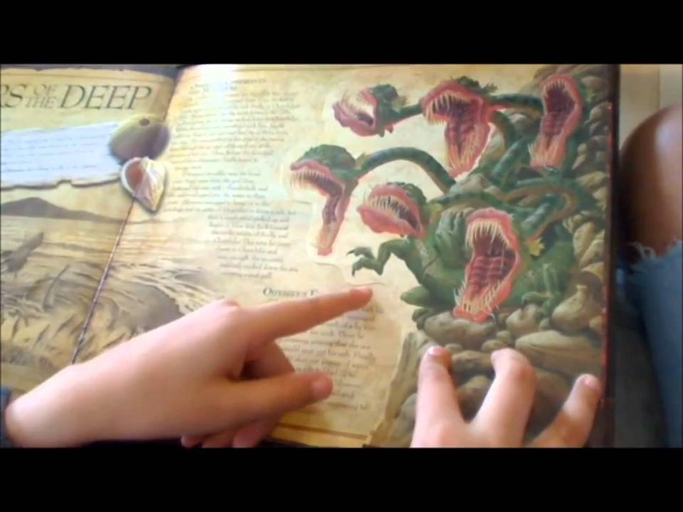 Book Review- Mythical Creatures - YouTube