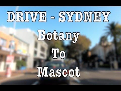 Drive | Sydney | April 2019 | Botany To Mascot