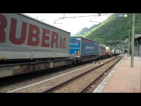 RTC-E189 903+E189 918-transito-Prato all'Isarco-Blumau