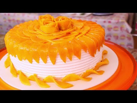 Sponge Cake Recipe   How To Bake Sponge Cake In Microwave Oven Step By Step Recipe