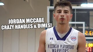 THE NASTIEST HANDLES!! Jordan McCabe Was An ANKLE BULLY!!