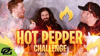 HOT PEPPER CHALLENGE! - OpTic Gaming