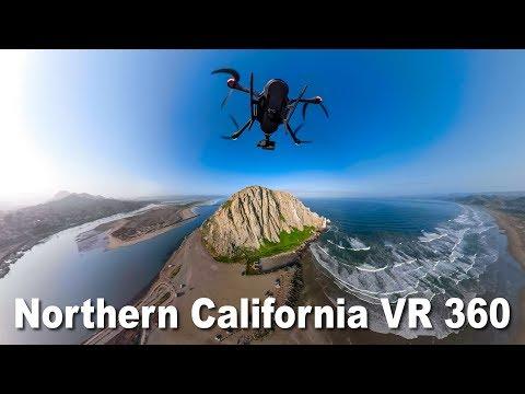 Big Sur GoPro Fusion VR 360