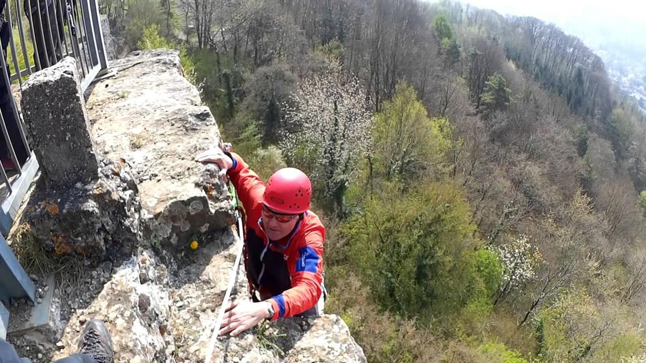 Klettersteigset Test Dav : Dav klettersteigkurs youtube