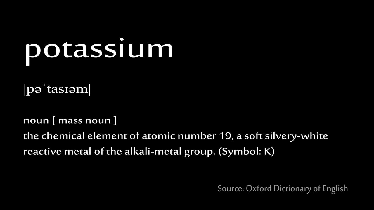 19 potassium how to pronounce chemical elements periodic table 19 potassium how to pronounce chemical elements periodic table urtaz Image collections