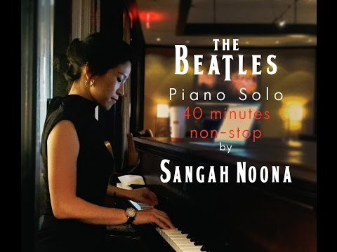 Beatles Non Stop LoungePiano Music