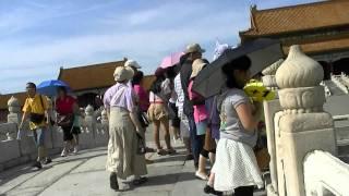 中国 北京ツアー 世界遺産 故宮博物館 2