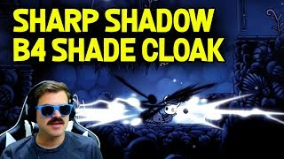 What Happens If You Equip Sharp Shadow Before Shade Cloak In Hollow Knight?