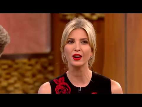Sneak Peek: Ivanka Trump Talks to Dr. Oz About Being a Voice of Moderation