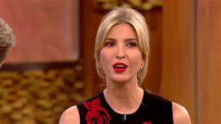Ivanka Trump Talks to Dr. Oz About Being a Voice of Moderation