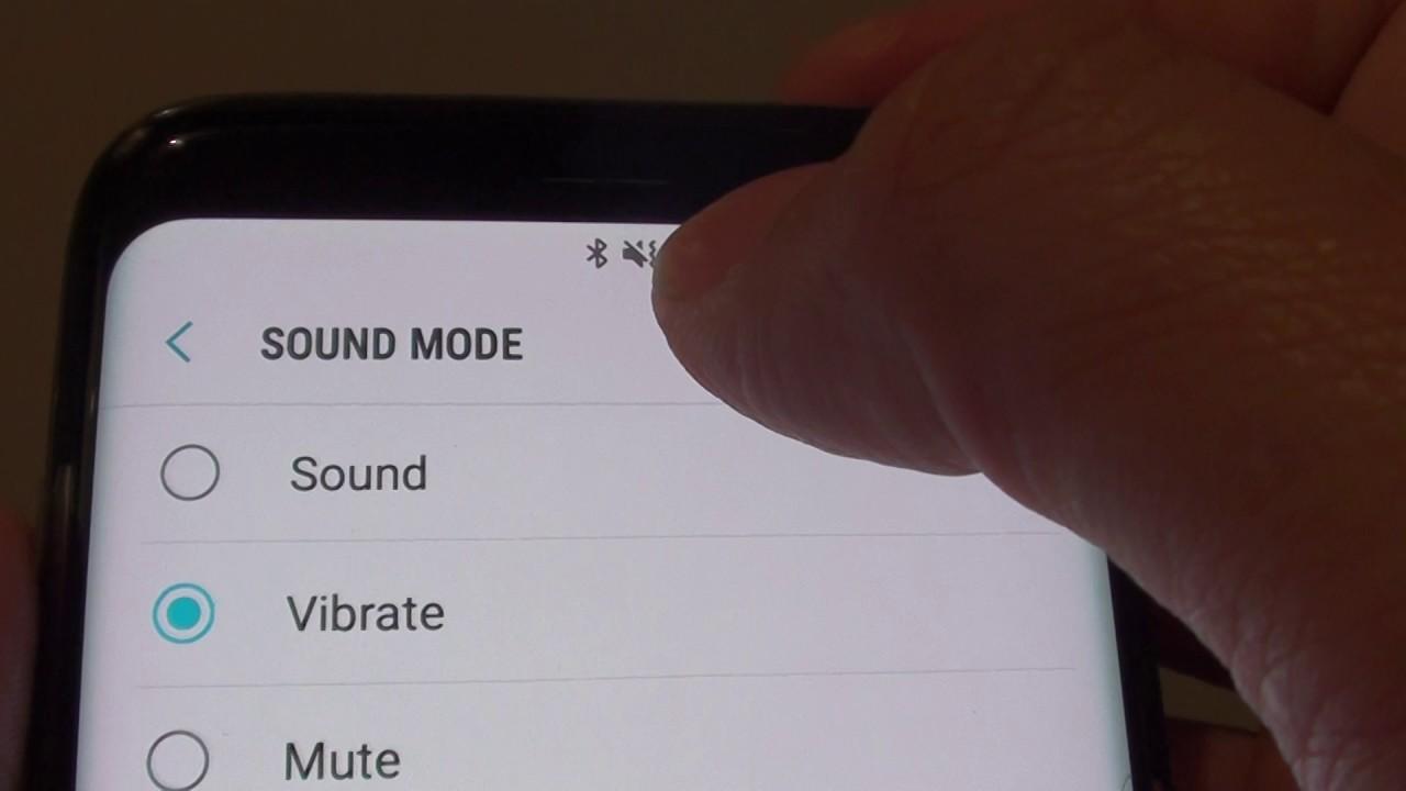 how to change ringtone on samsung s8