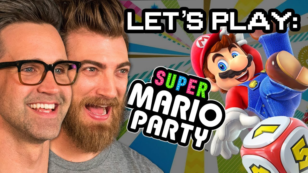 Let's Play: Super Mario Party