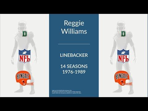 Reggie Williams: Football Linebacker