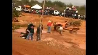 Rusty Track 4x4 - Dabajuro 2013