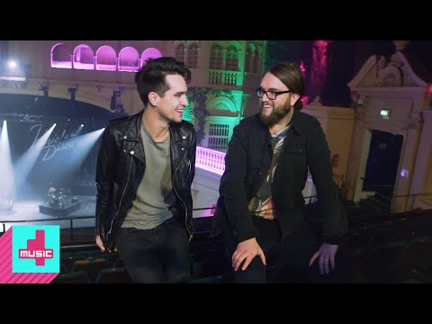 Our Friends over at Kerrang Met  Panic! At The Disco | FULL LENGTH INTERVIEW